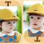 หมวกเด็ก หมวกเบเร่ต์-ลายแมว (มี 4 สี) thumbnail 14