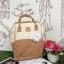 กระเป๋าเป้ Anello Polyurethane Leather Rucksack รุ่น Mini Two-Tone ใหม่ล่าสุด!!! thumbnail 9
