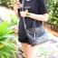 กระเป๋า Massimo Dutti Mini Tote Mix Leather Style ราคา 1,490 บาท Free Ems #มีเสน่ห์น่าค้นหา thumbnail 9