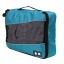 ชุดจัดกระเป๋าเดินทางคุณภาพดีมาก 3 ใบต่อชุด ใส่เสื้อ, กางเกง, กระโปรง, ผ้าขนหนู (Ecosusi 3 Set Packing Cubes - Travel Organizers) thumbnail 36