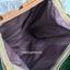 กระเป๋าเป้ Anello Polyester Canvas Rucksack Classic สีขาว- วัสดุผ้าแคนวาสอย่างดี รุ่นคลาสสิกพิเศษมีซิปด้านหลัง thumbnail 4