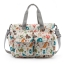 Ecosusi กระเป๋าสัมภาระสำหรับคุณแม่ กระเป๋าใส่ผ้าอ้อม แขวนรถเข็นเด็กได้ หิ้ว หรือสะพายไหล่ได้ (ลายสัตว์ต่างๆ) thumbnail 2