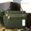 กระเป๋า CHARLES & KEITH LARGE TOP HANDLE BAG (Size L) สีOlive ราคา 1,590 บาท Free Ems thumbnail 1