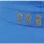 หมวกเด็กปีกกว้าง หมวกซันเดย์ ลายสับปะรด (มี 2 สี) thumbnail 13