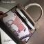 กระเป๋าหนังแท้ทรงยอดฮิต สไตล์Hermes kelly paint original size fashion bag thumbnail 20