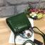 กระเป๋า Infinity Mini Croc City Bag Dark Green ราคา 890 บาท Free Ems thumbnail 4