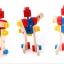ของเล่นไม้ ชุดประกอบ เครื่องบิน รถ หุ่นยนต์ และอื่นๆ เสริมสร้างพัฒนาการ thumbnail 20