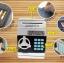 กระปุกออมสินตู้เซฟดูดแบงค์ (เลือกสีในหมายเหตุ) thumbnail 4