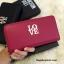 กระเป๋าสตางค์ใบยาว MOSCHINO Long Wallet 2017 สีแดง ราคา Promotion 1,290 บาท Free Ems พร้อมกล่องแบรนด์ thumbnail 4