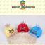 หมวกแก๊ป หมวกเด็กแบบมีปีกด้านหน้า ลาย Smile (มี 3 สี) thumbnail 3