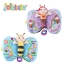 หนังสือผ้า ผึ้ง-ผีเสื้อน้อยแสนสวย Jollybaby thumbnail 1