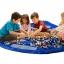 ถุงรูดเก็บของเล่น+แผ่นรองนั่งเล่น 2 in 1 Toys Fast Pouch Pad thumbnail 8