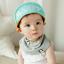 HT397••หมวกเด็ก•• / หมวกแก็ป Happy (สีส้ม) thumbnail 6