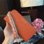 กระเป๋า CHARLESKEITH LONG ZIP WALLET สีส้ม ราคา 1,090 บาท Free Ems thumbnail 3