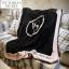 ผ้าห่ม Victoria's Secret Blankets Premium Gift ลายดำชมพู thumbnail 3