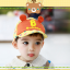 HT364••หมวกเด็ก•• / หมวกแก็ป Bubble (ปีกสีเหลือง) thumbnail 3