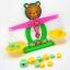 ของเล่นตาชั่งหมี สอนสมดุลน้ำหนัก และการบวกเลข thumbnail 4