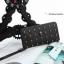 กระเป๋าเงินใบยาวซิปรอบ แฟชั่นดัง Alexander McQueen Skull Wallet สาว fashionista ห้ามพลาดเลยจ๊ะ ราคา 890 ส่งฟรี ems thumbnail 1