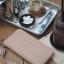 Amory classic wallet สีชมพูอ่อน #ใบนี้หนังแท้ค่ะ thumbnail 1