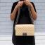 กระเป๋า Amory chain large shoulder bag สีครีมทรง Chanel สวยหรูมากค่า กับกระเป๋าทรงยอดฮิต thumbnail 3