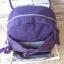 กระเป๋าเป้ KIPLING K 12147 CITY PACK B OUTLET HONG KONG สีม่วง thumbnail 11