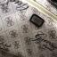 กระเป๋า GUESS Saffiano Prada Style with Bag Charm Brand สีดำ thumbnail 5