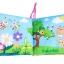 หนังสือผ้า Learning with Nature by Jollybaby thumbnail 3