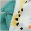 BK049••ผ้าห่มเด็ก•• / ตุ๊กตาหิมะ-เทา (ลายปัก) thumbnail 8