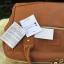 กระเป๋าเป้ ANELLO 2 WAY PU LEATHER BOSTON BAG (Regular)----- Camel Color thumbnail 5
