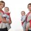 เป้อุ้มเด็ก Sanle Baby-Toddler Carrier ขนาดเล็ก สำหรับเด็กวัย 3-12 เดือน thumbnail 4