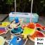 ของเล่นไม้ ชุดตกปลาแม่เหล็ก Magnetic Fishing Box Set thumbnail 1