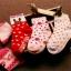 ถุงเท้าเด็กเล็ก หญิง 1-3 ปี มีกันลื่น พิมพ์ลายการ์ตูน แบรนด์ญี่ปุ่น thumbnail 7