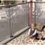 ตาข่ายกันเด็กตกระเบียง Children 's Balcony Safety Net ขนาดยาว 3 เมตร thumbnail 4