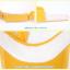 HT126••หมวกเด็ก•• / หมวกไวเซอร์ (เปิดศีรษะ) ม้าลาย [สีเหลือง] thumbnail 7