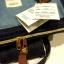 กระเป๋า Anello DENIM MULTI Rucksack (Classic / STD) กระเป๋าเป้แบรนด์ดังจากญี่ปุ่นสุดฮิตจนฉุดไม่อยู่ รุ่นนี้วัสดุ CANVAS DENIM Fabric เนื้อยีนส์หนานิ่มคุณภาพดีดีไซน์สวยเก๋ คงความโดดเด่นที่ดีไซน์ปากกระเป๋ามีโครงทำให้ตัวกระเป๋าเป็นทรงสวย เปิดได้กว thumbnail 14