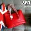 กระเป๋า Mango รุ่น Tote Bag กระเป๋าคล้องแขน หนัง Saffiano แบบ Hi-End ยี่ห้อ ดีไซน์เก๋ thumbnail 11