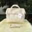 กระเป๋าเป้ ANELLO 2 WAY PU LEATHER BOSTON BAG (Regular)-----Ivory Color thumbnail 2