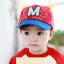 หมวกแก๊ป หมวกเด็กแบบมีปีกด้านหน้า ลาย M-มิกกี้ (มี 4 สี) thumbnail 3