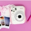 Fujifilm instax mini25 Pink Heart Set (Limited Edition) thumbnail 3