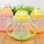 ถ้วยหัดดื่ม NanaBaby หลอดดูดมีลิ้นกันสำลัก BPA-Free (6 m+) thumbnail 16