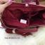 กระเป๋าเป้ ANELLO 2 WAY PU LEATHER BOSTON BAG (Regular)-----Red Wine thumbnail 8