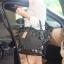 กระเป๋าทรงสุดฮิตSize M สีดำ David Jones มาพร้อมกับพวงกุญแจรุ่นพิเศษ thumbnail 2