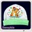 หมวกเด็กแรกเกิด พิมพ์ลายการ์ตูนน่ารัก (ขายแพ็ค 6 ใบ) thumbnail 3