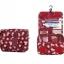DINIWELL กระเป๋าใส่อุปกรณ์อาบน้ำ แขวนได้ สำหรับเดินทาง ท่องเที่ยว พกพาสะดวก ผลิตจากโพลีเอสเตอร์คุณภาพสูง thumbnail 7
