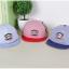 หมวกแก๊ป หมวกเด็กแบบมีปีกด้านหน้า ลาย Paul Frank (มี 4 สี) thumbnail 4