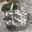 กระเป๋า David Jones Tote ตัวกระเป๋าเย็บติดด้วยแผ่นอคิลิค ราคา 1,590 บาท ส่ง Ems Free thumbnail 5
