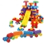 ของเล่นบล็อคตัวต่อเลโก้ชิ้นใหญ่สำหรับเด็กเล็กวัย 2-5 ปี แบบถังหิ้ว 180 ชิ้น thumbnail 1