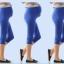 กางเกงเลคกิ้งคนท้อง ขาสามส่วนปลายขารูด เนื้อผ้านิ่มใส่สบาย ไม่บาง thumbnail 4