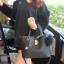 กระเป๋า Keep 2 in 1 สีดำ ปรับเก็บทรง ได้ถึง 2 แบบ มาพร้อมพวงกุญแจ ปอมปอม ฟรุ้งฟริ้ง น่ารักมากคะ thumbnail 15