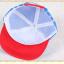 หมวกแก๊ป หมวกเด็กแบบมีปีกด้านหน้า ลาย M (มี 5 สี) thumbnail 9